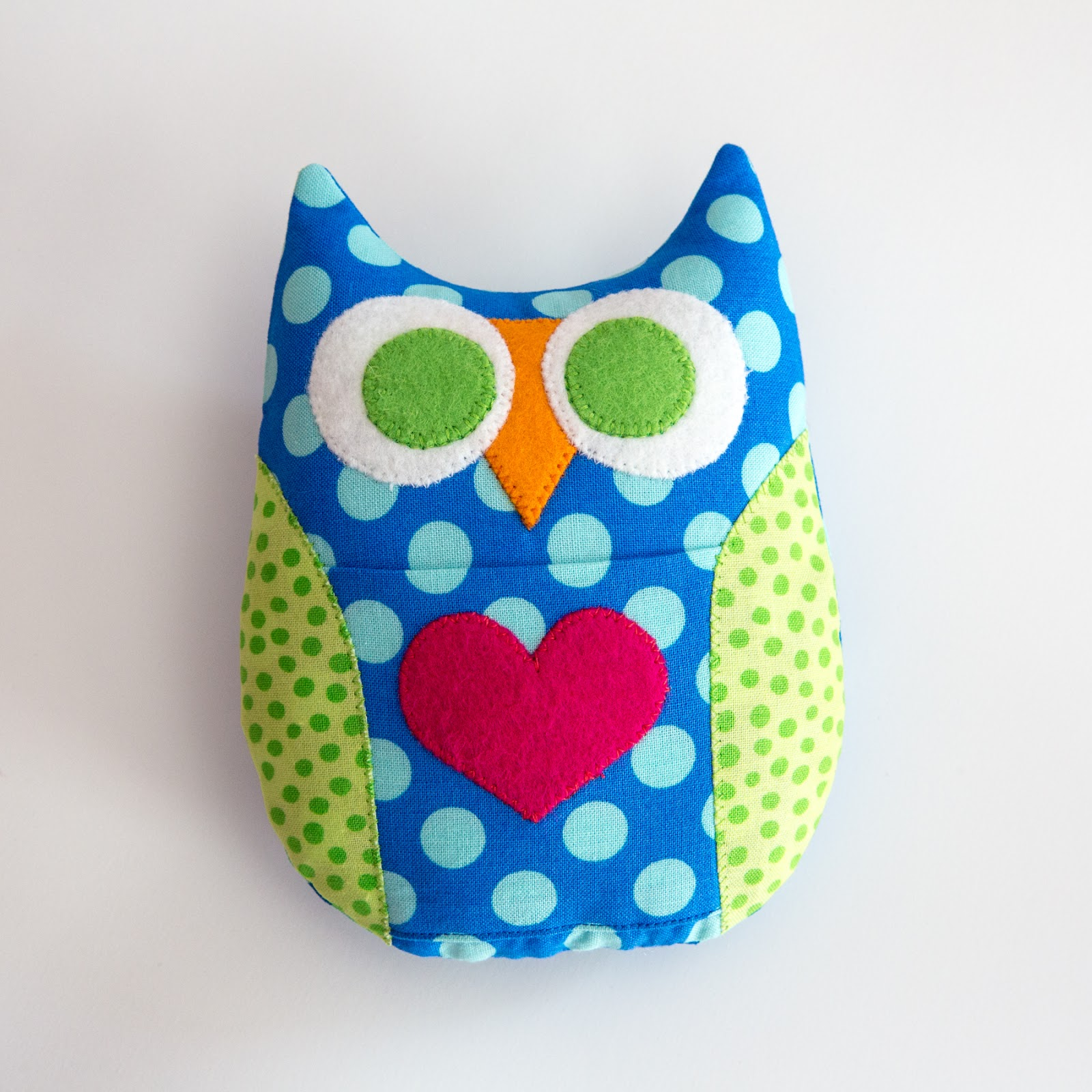 November 22 Owl Tooth Fairy Pillow