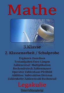 2.Schulprobe Lernzielkontrolle 3.Klasse Mathe PDF
