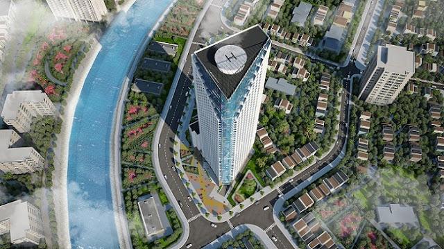 Quy hoạch Chung cư tháp doanh nhân Hà Đông
