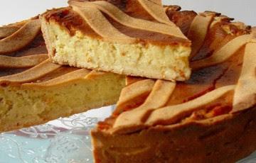 La pastiera napoletana [ il dolce di Pasqua per eccellenza della tradizione napoletana ma famosa in tutto il mondo