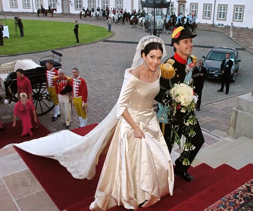 Frederik et Mary de Danemark