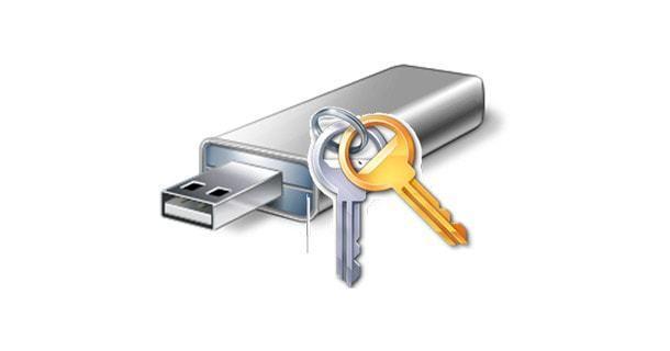 طريقة تشفير الملفات الفلاشة بدون استخدام اي برنامج