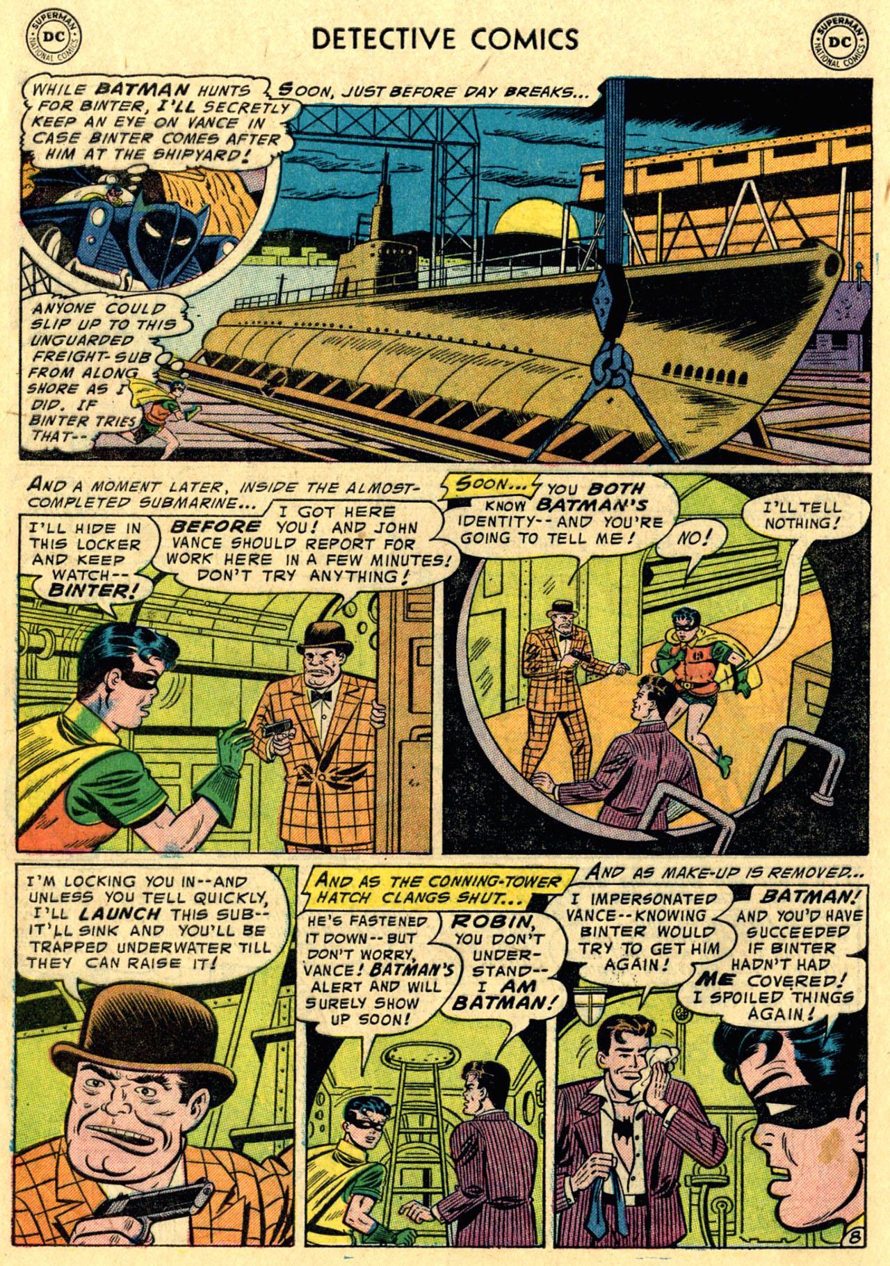 Detective Comics (1937) 231 Page 9