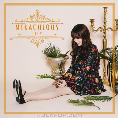 LILY – MIRACULOUS – Single