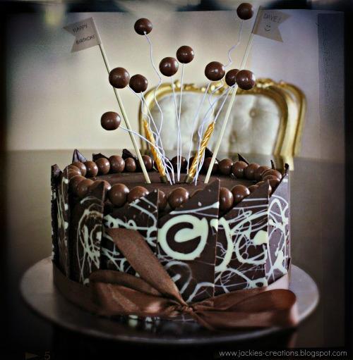 Jackie S Creations Happy Birthday Dave