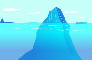 Das Eisberg-Modell von Sigmund Freud.