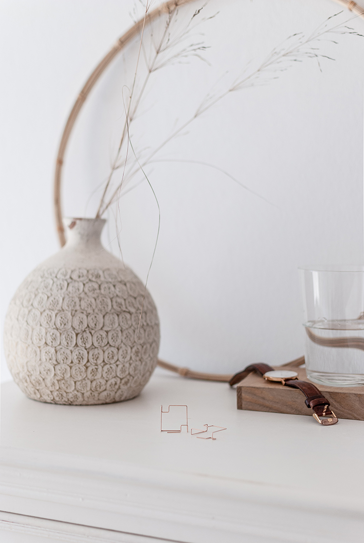 My Heavenly Atelier, Modern, Minimalist, Geometric, Line & Bar Adornments on Etsy. Photo Eleni Psyllaki for My Paradissi