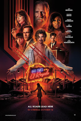 Bad Times At The El Royale 2018 DVD R1 NTSC Latino