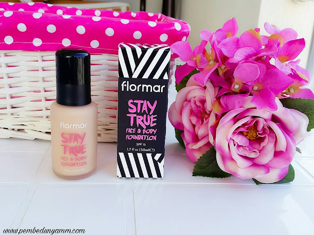 flormar stay true fondöten
