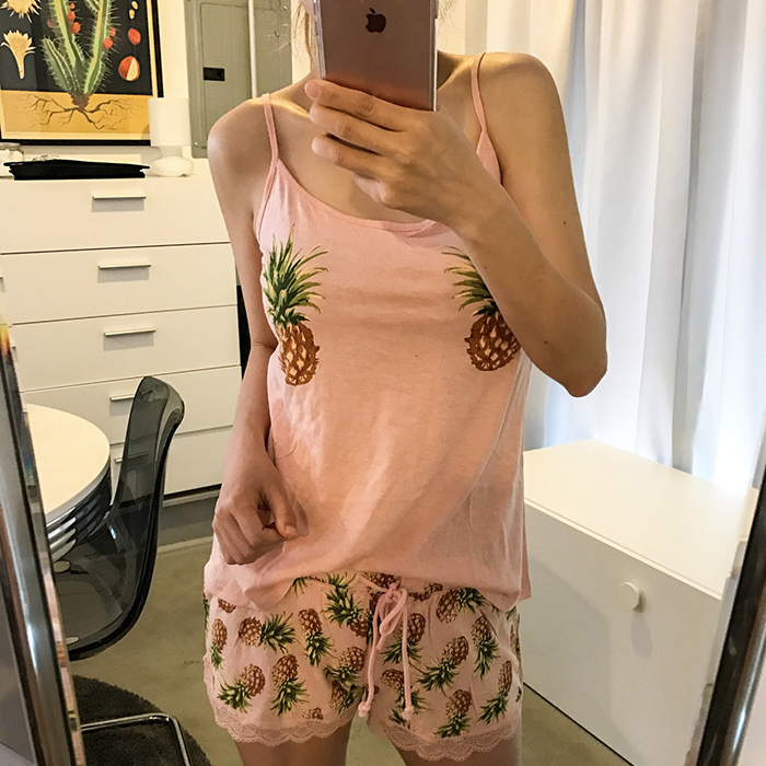 Nordstrom anniversary sale 2017, nordstrom anniversary sale, summer outfits, summer fashion, san francisco fashion blog, san francisco street style, pineapple pj set