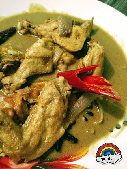 Resepi ayam masak kurma tanpa santan, sedap weh !! - Jepun Mari