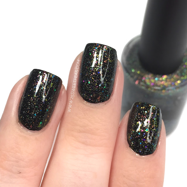 Leeshas Lacquer Spooder Webs