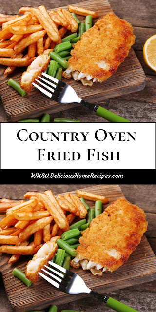Country Oven Fried Fish