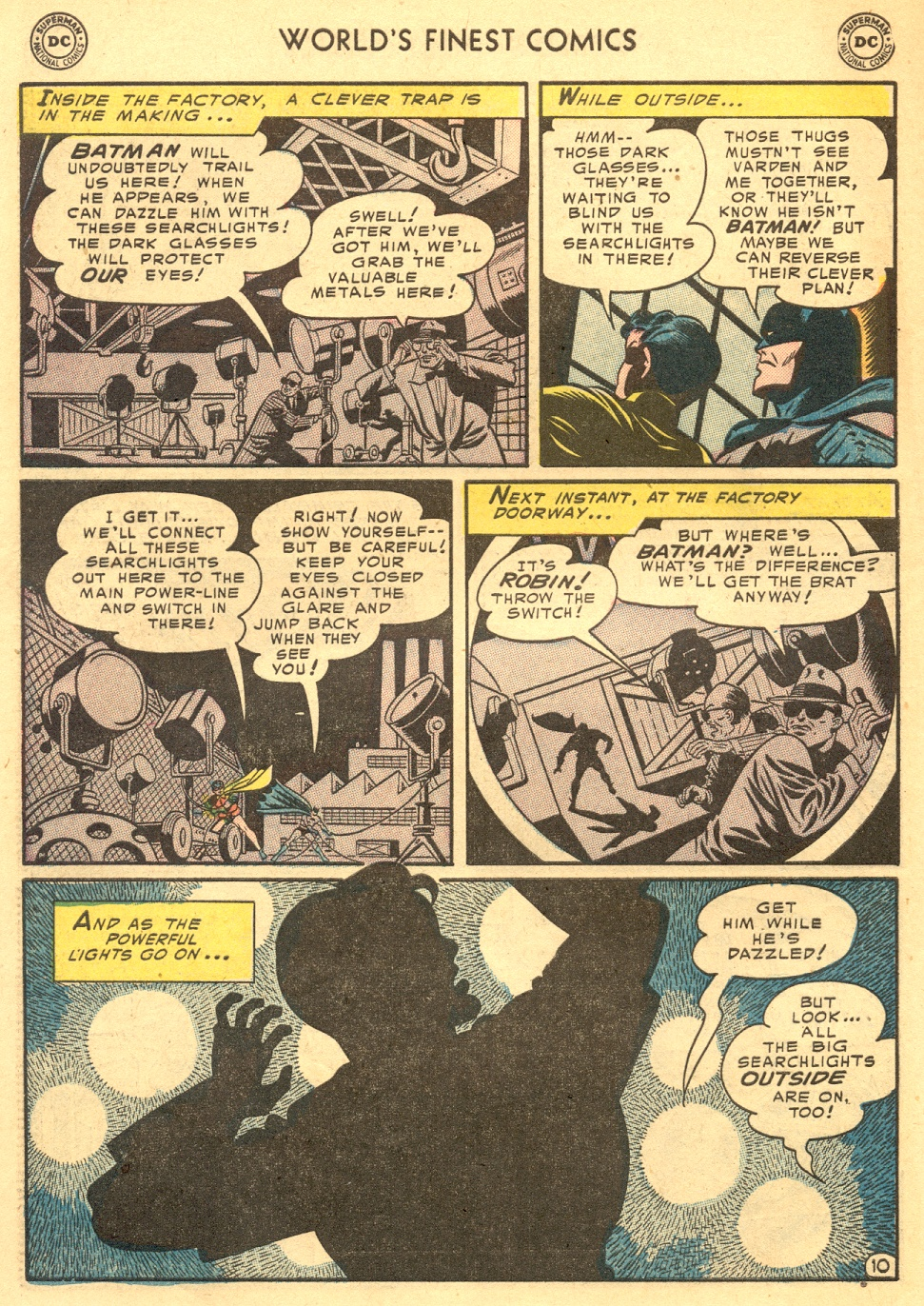 Read online World's Finest Comics comic -  Issue #70 - 64