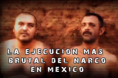 Asesinado con Motosierra:La Ejecución mas Brutal del Narco en Mexico