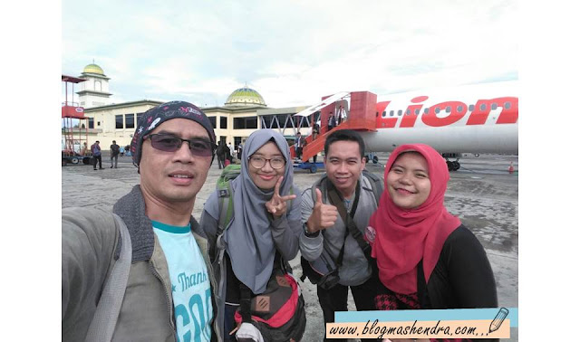 Bandara Sultan Iskandar Muda, Aceh - Blog Mas Hendra
