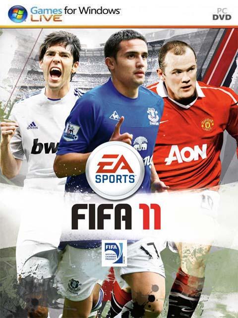 تحميل لعبة FIFA 2011 برابط مباشر + تورنت