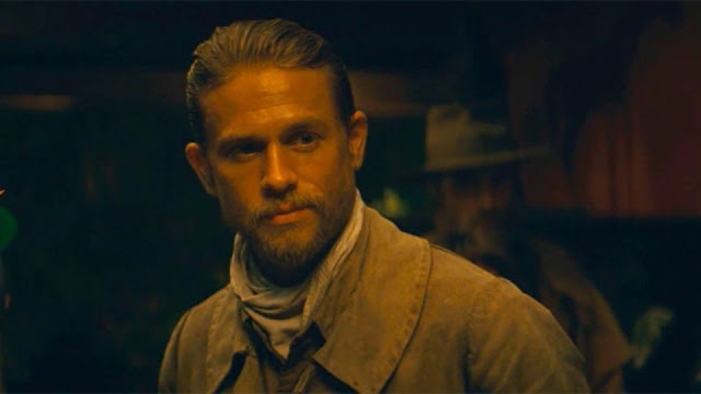 Percy Fawcett (Charlie Hunnam) dans The Lost City of Z de James Gray (2017)