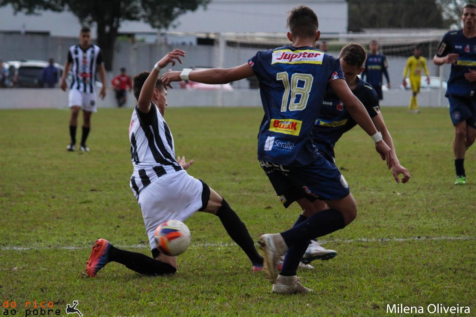 60038a9c74 Operário e Cianorte se enfrentaram na tarde desta sexta-feira (24) no  Estádio Miró de Freitas