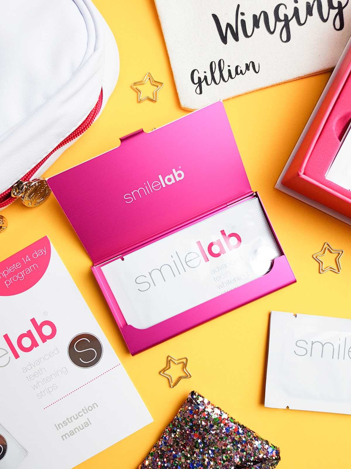SmileLab Advanced Teeth Whitening Strips