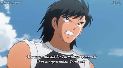 Captain Tsubasa 2018 Episode 33