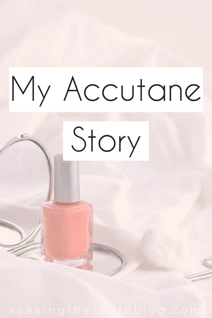 My Accutane Story