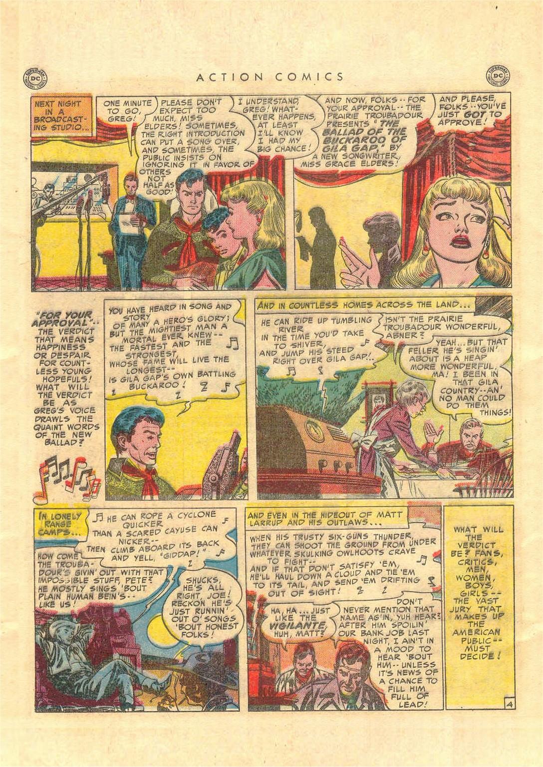 Action Comics (1938) 151 Page 40