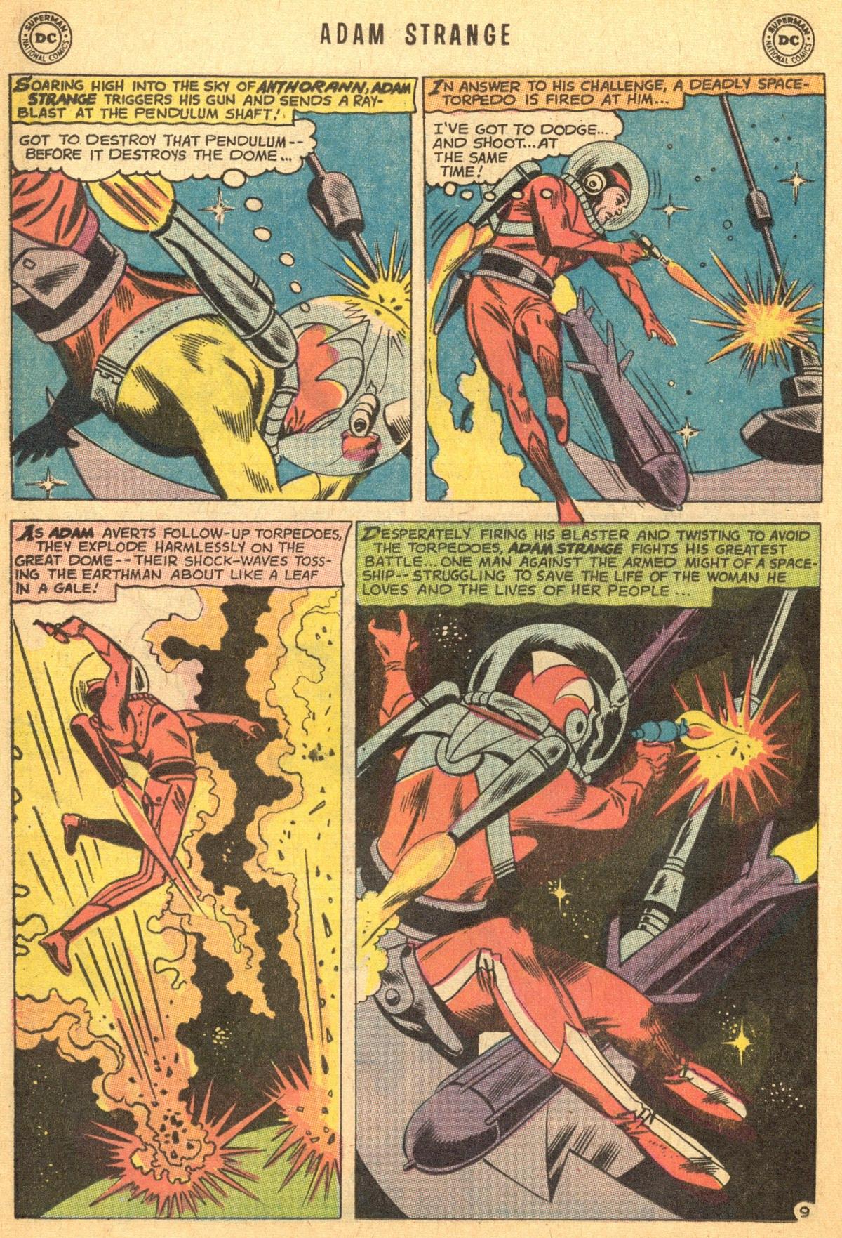 Strange Adventures (1950) issue 218 - Page 12