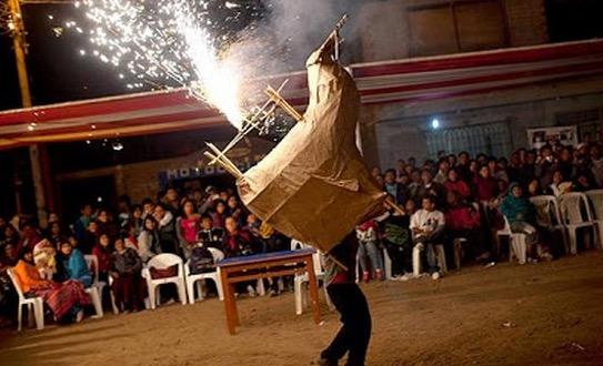 Inilah 10 Perayaan Yang Paling Pelik Di Dunia