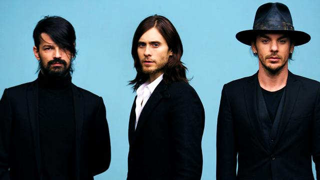 Video: Thirty Seconds To Mars - Up In The Air