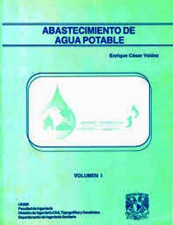 Abastecimiento de agua potable – Enrique César Valdez