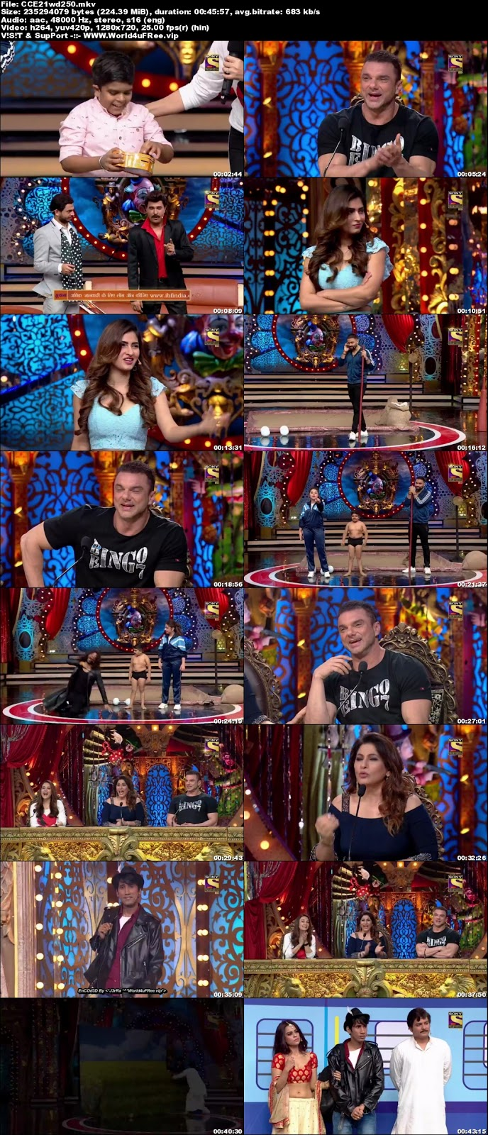 Comedy Circus 2018 Episode 21 720p WEBRip 250mb x264 world4ufree.fun tv show Comedy Circus 2018 hindi tv show Comedy Circus 2018 Season 1 sony tv show compressed small size free download or watch online at world4ufree.fun