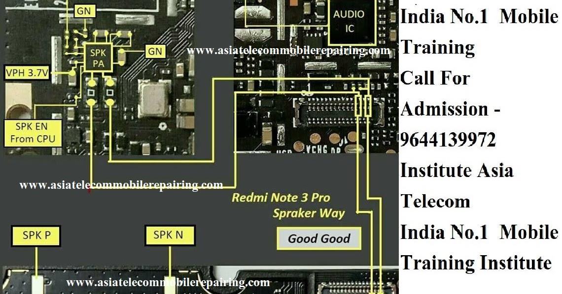 Redmi Note 3 Speaker    Ringer   Speaker Way   Solution
