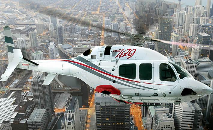 Debido a la buena capacidad de calidad y excelencia de manufactura de la planta de Chihuahua, México formará parte de los nuevos proyectos de Bell Helicopter. (Foto: Bell Helicopter)