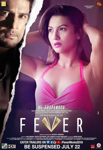 Free Download Fever 2016 Hindi 720p  900MB