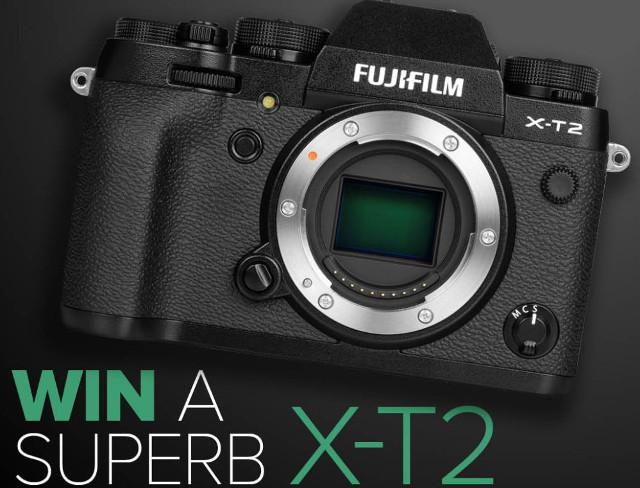 Concorso Fuji per vincere una Fujifilm X-T2