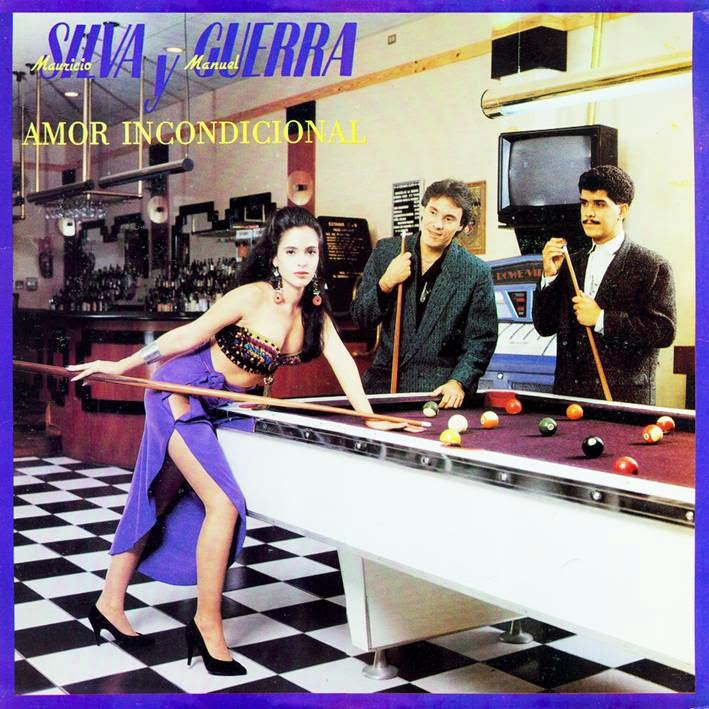 AMOR INCONDICIONAL - SILVA Y GUERRA (1989)