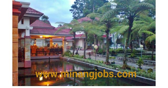 Lowongan Kerja Sumbar Hotel Pangeran Padang Panjang