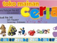 Lowongan Kerja Karyawan Toko di Toko Mainan Ceria - Semarang
