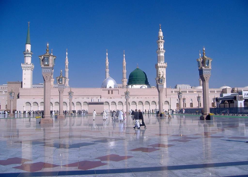 Masjid Wallpape... Masjid Al Nabawi Hd