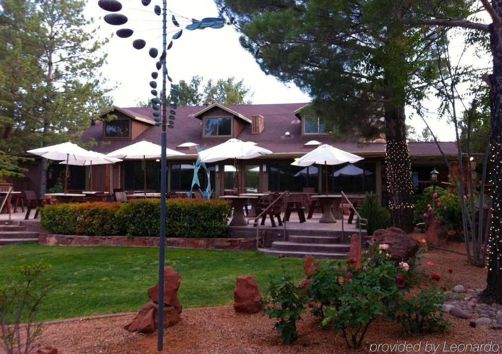Lodge at Sedona Wedding Venue