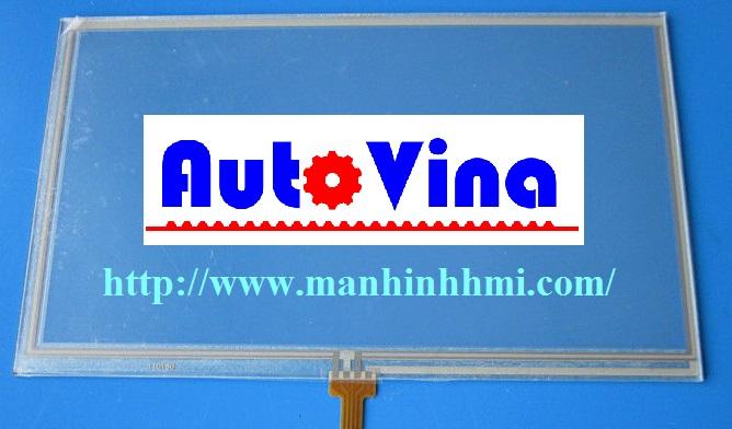 Sửa chữa, thay thế, bán tấm kính cảm ứng màn hình HMI Delta DOP-B07S411, DOP-B07S410
