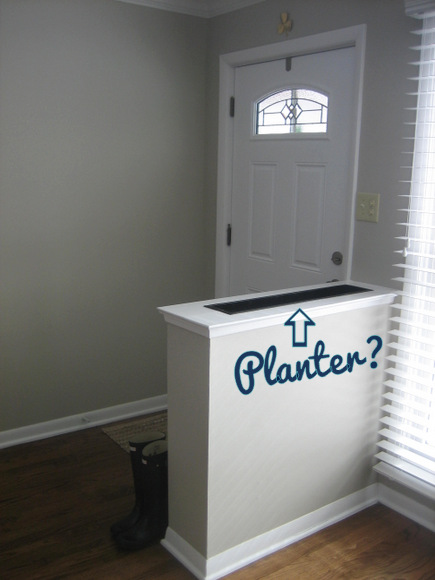 Planter? Storage? What is this random inlaid tin box?