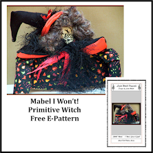 Mabel I Won't Cast A Spell! Free E-Pattern