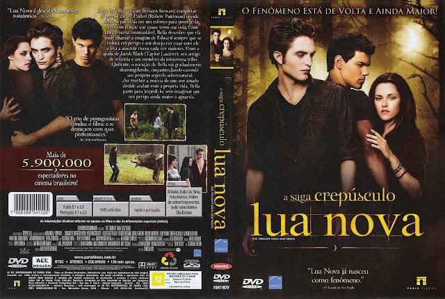 Capa DVD Lua Nova