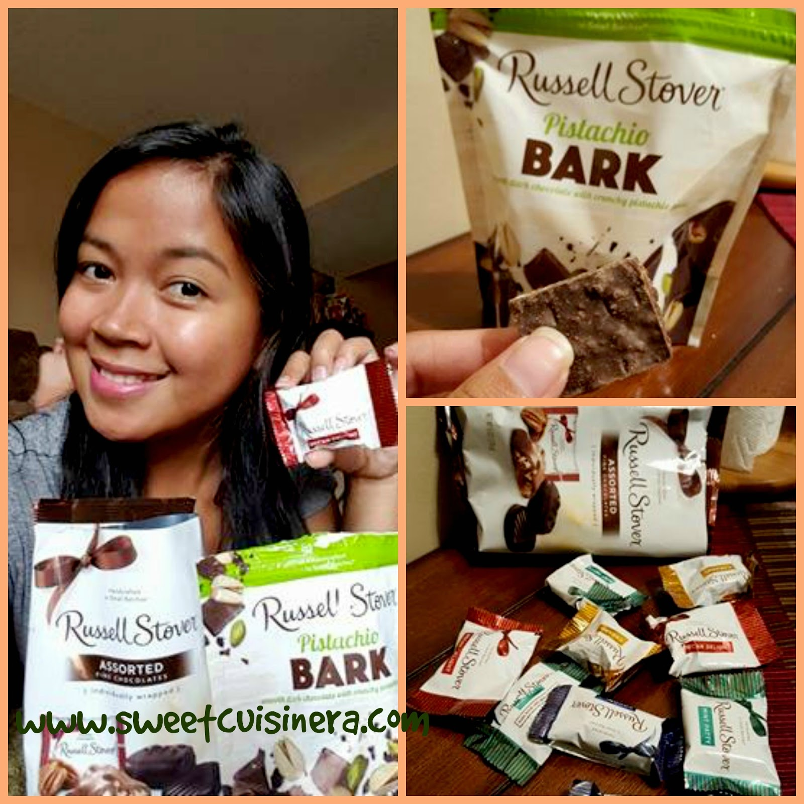 The Sweet Cuisinera: Russell Stover® Everyday Chocolates Review