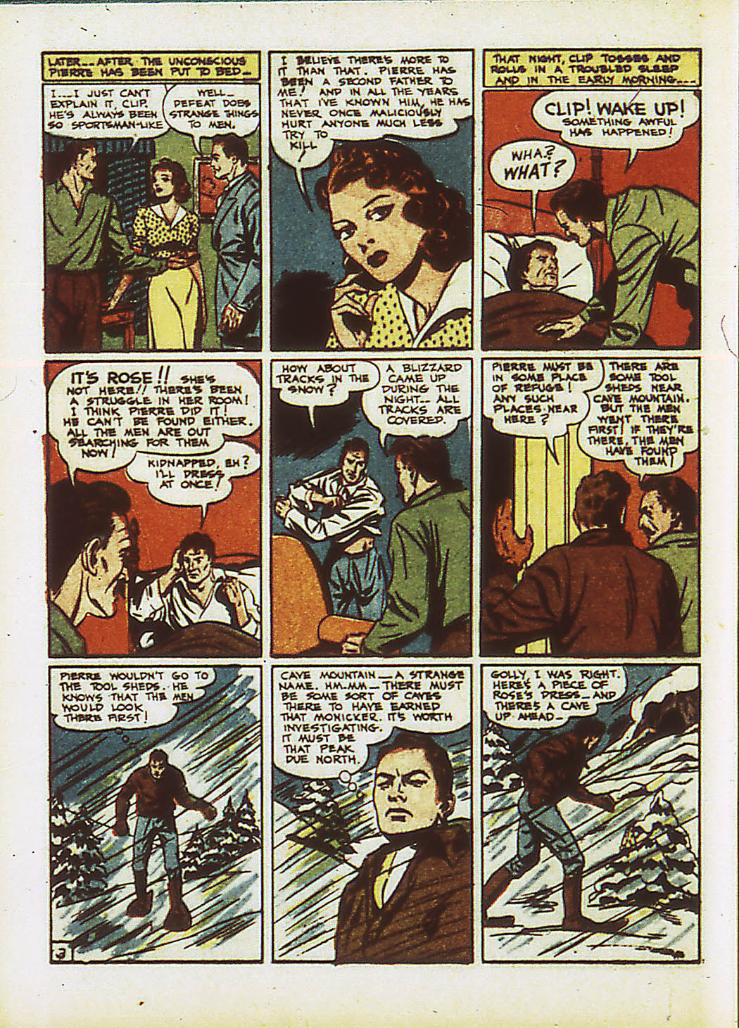 Read online Action Comics (1938) comic -  Issue #34 - 51