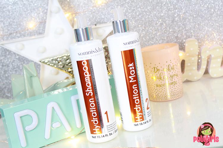 Gama Hidratante de Somnis & Hair