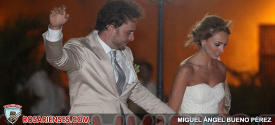 Manolo Cardona se casó con Valeria Santos en Cartagena   Rosarienses, Villa del Rosario