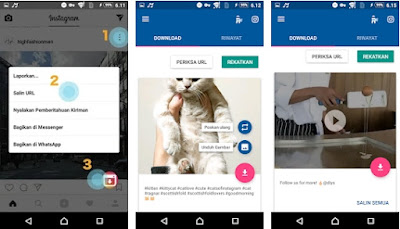 Cara Download Video di Instagram Dengan Aplikasi